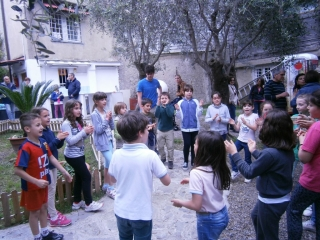 Festa delle Palme con i bambini