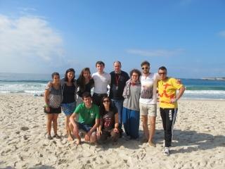 La GMG ed i giovani a Rio
