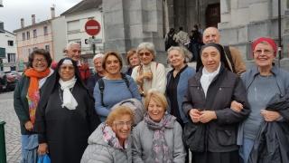 Pellegrinaggio delle Parrocchie a Lourdes 19-22 ottobre