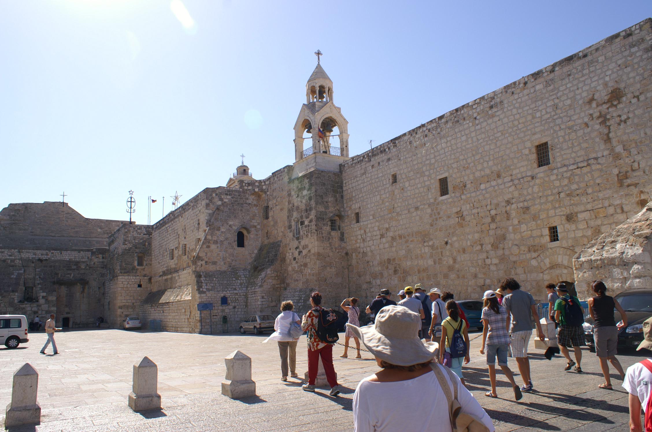 chiesa natiivta betlemme