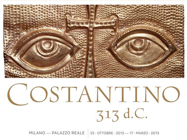 Mostra di Costantino – 25 Ottobre / 17 Marzo