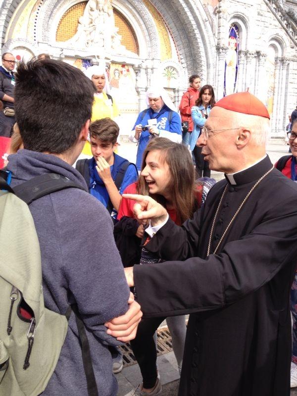Giovani a Lourdes: esperienza forte che lascia il seme della conversione