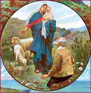Venerdì 14 Giugno Pellegrinaggio serale alla Madonna della Guardia