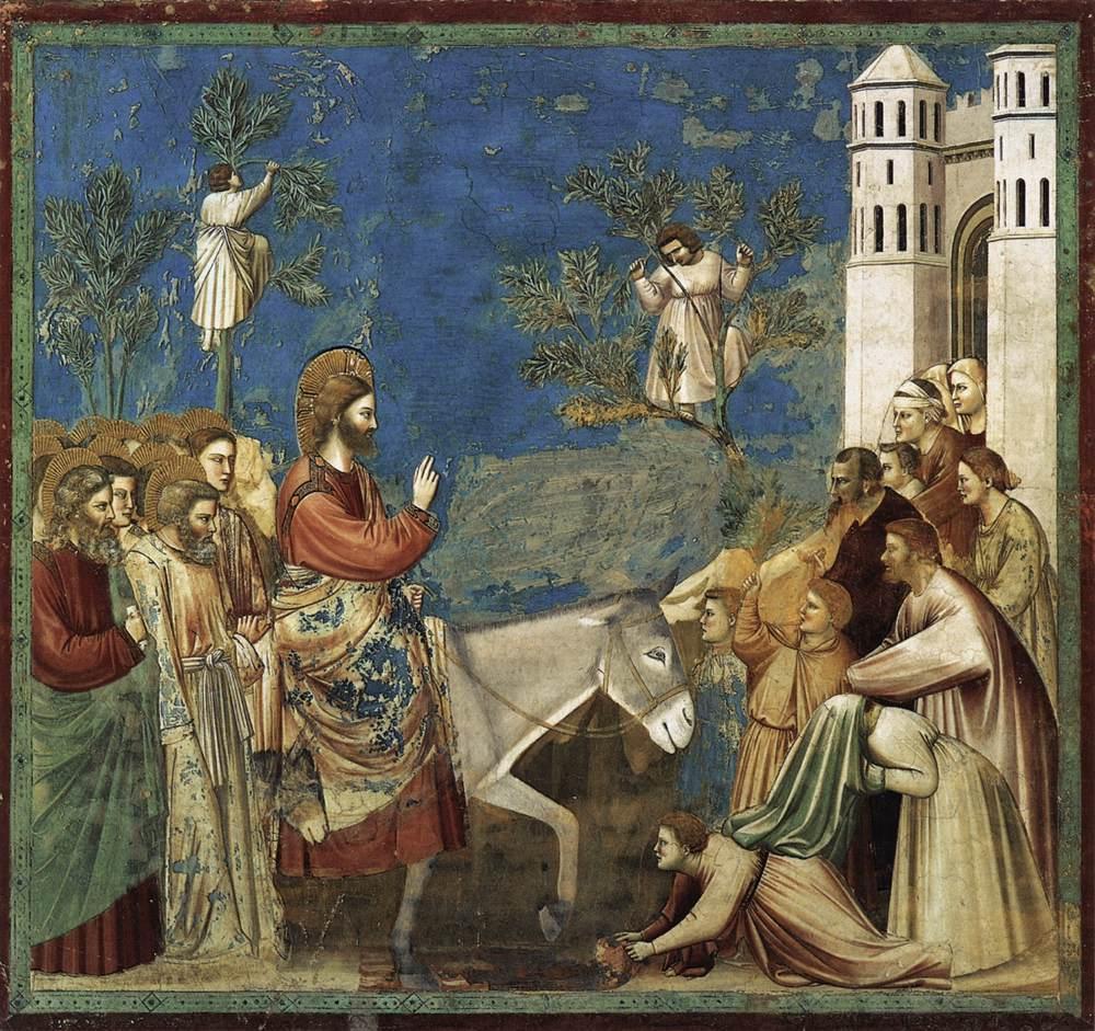 Festa delle Palme con i bambini – Sabato 28 Marzo