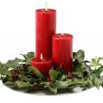 candele natale