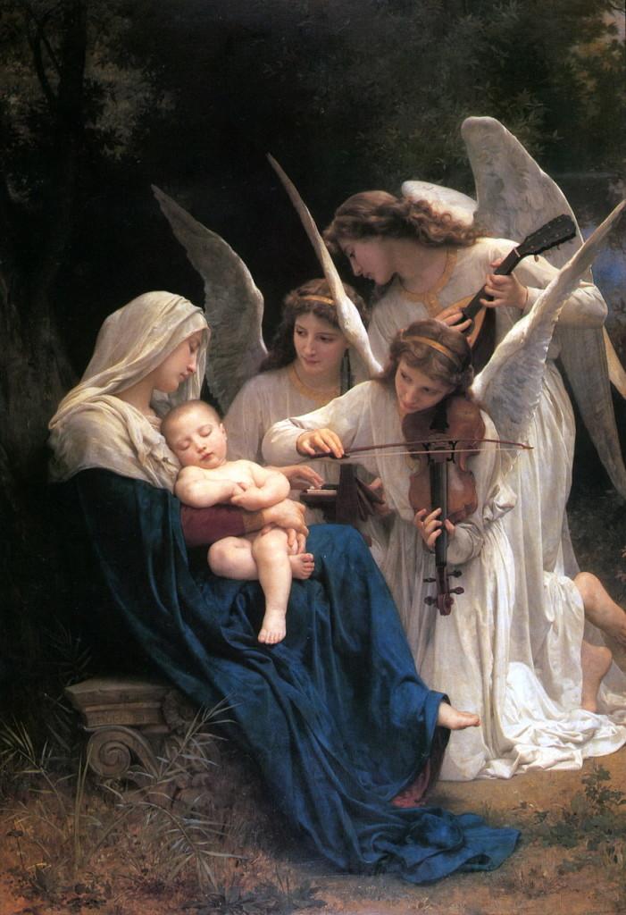cantico degli angeli