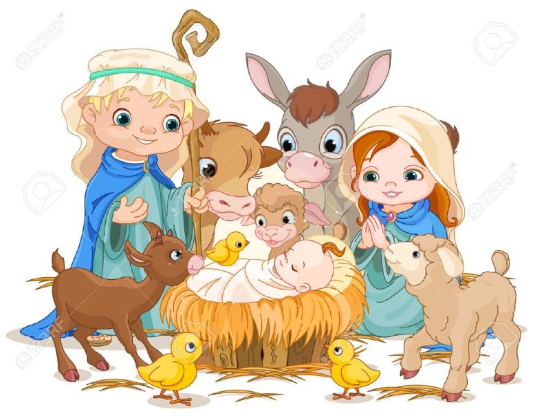 Presepe Vivente con i Bambini – 24 Dicembre