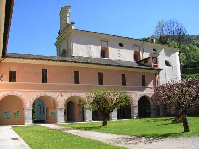 Campo Estivo Famiglie dal 30/6 al 2/7 Certosa di Pesio