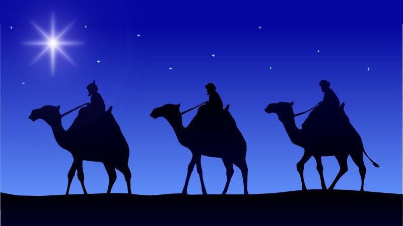 Festa Epifania – Domenica 7 Gennaio