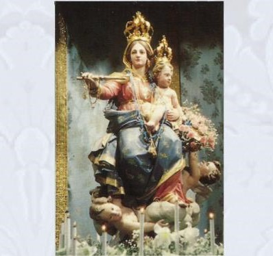 Antica preghiera al Santo nome di Maria