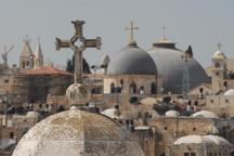 Gerusalemme e il Santo Sepolcro  – Giovedi 22 Marzo 20.45