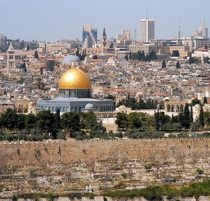 Gerusalemme e il Santo Sepolcro – Giovedi' 22 Marzo