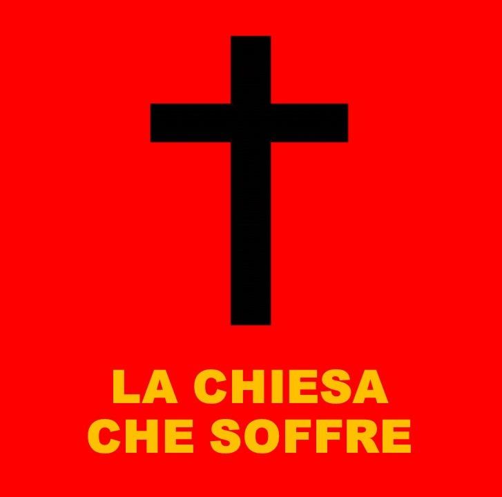 chiesa che soffre